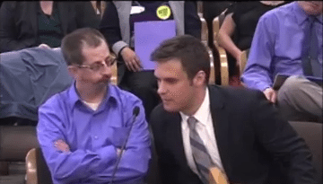 Ross Ryan testifies on ending the subminimum wage