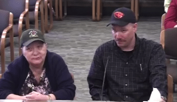 OSAC Testimony - Ruth Morris and Justin Connolly